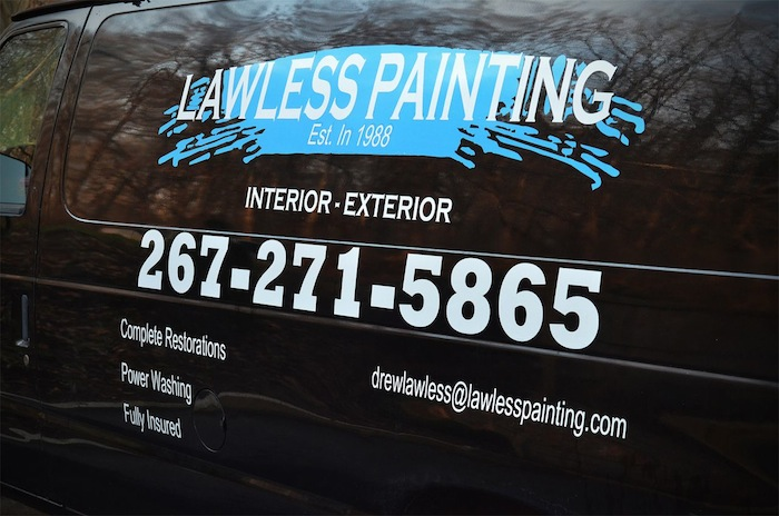 interior house painting pa